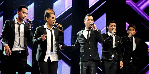 Nu Dimension X Factor Indonesia 2013