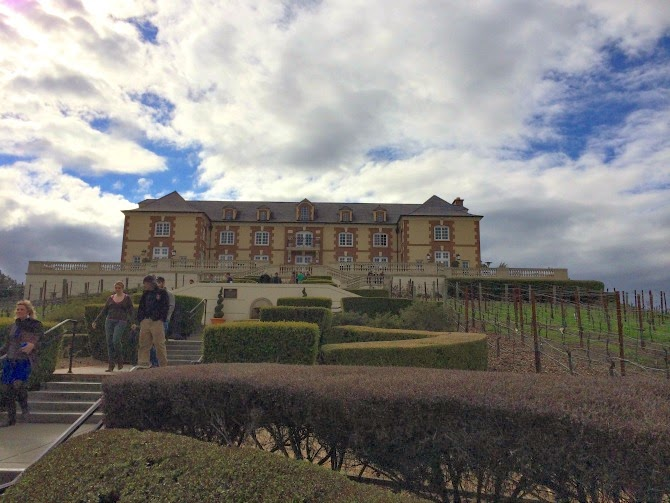 The Holland House: Domaine Carneros