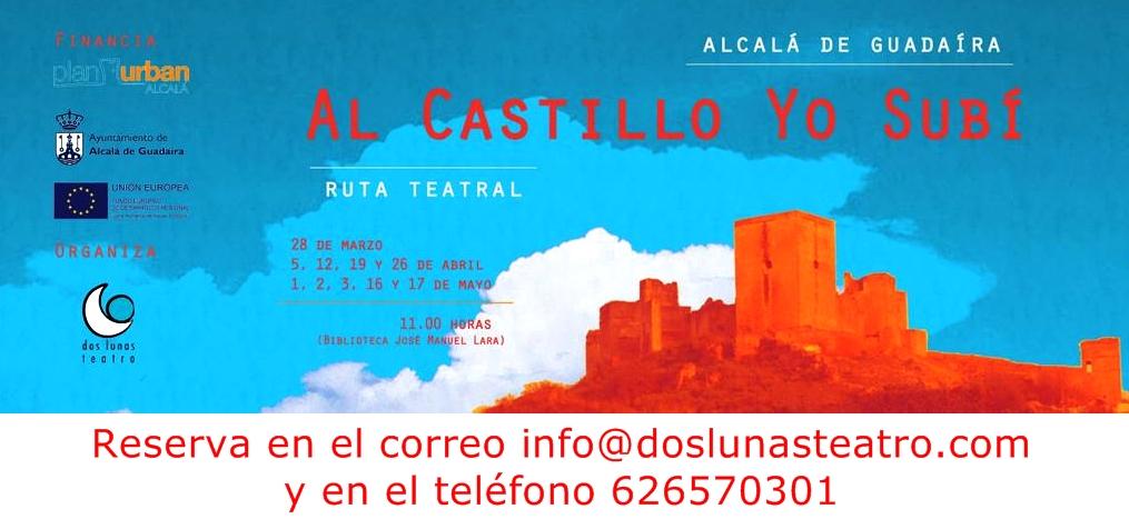 Al Castillo Yo Subí