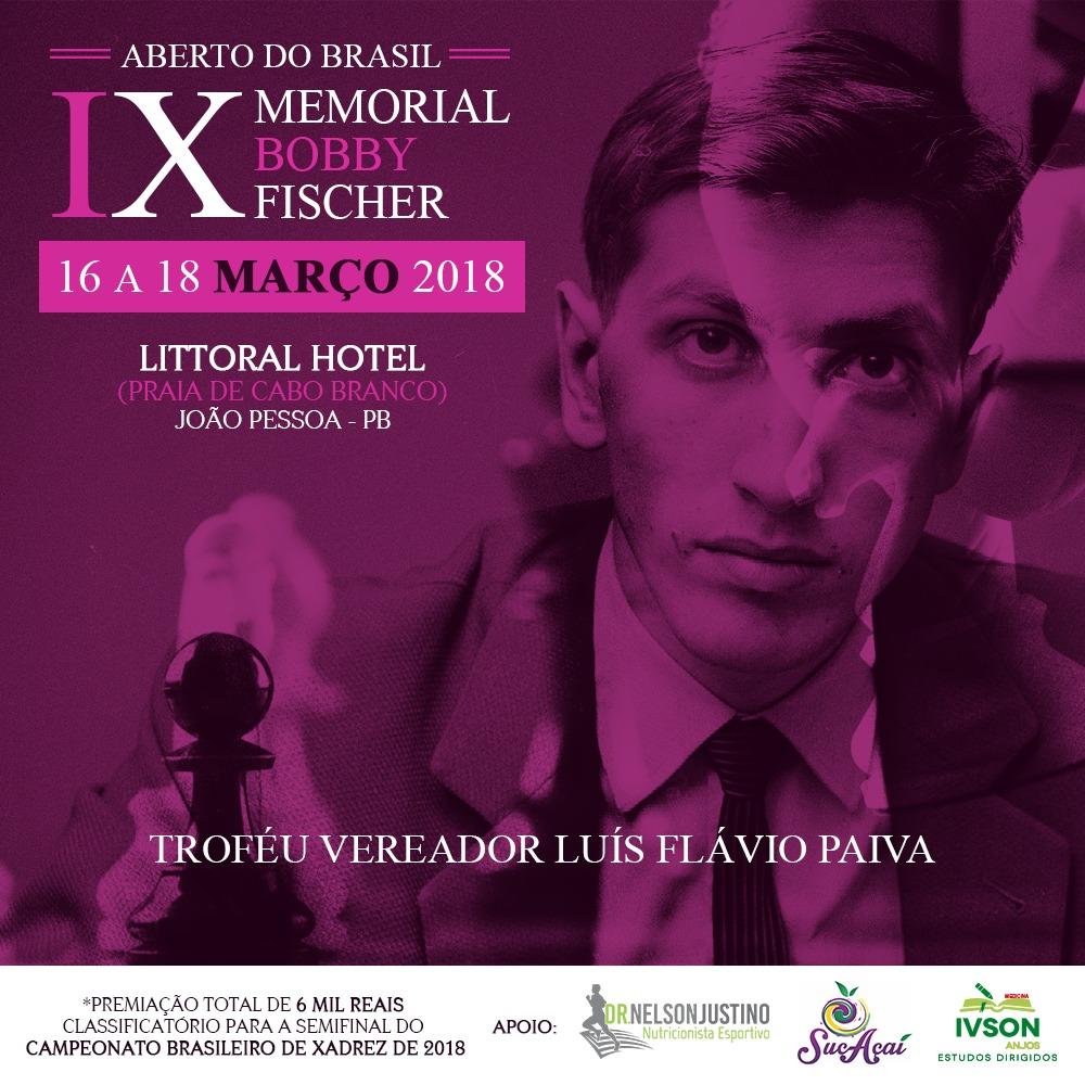 IX Mem. Bobby Fischer