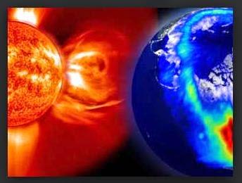 Viernes 13 se espera una fuerte tormenta magnética en la Tierra