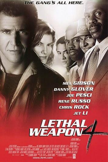 Lethal Weapon 4 - Zabójcza broń 4 (1998)