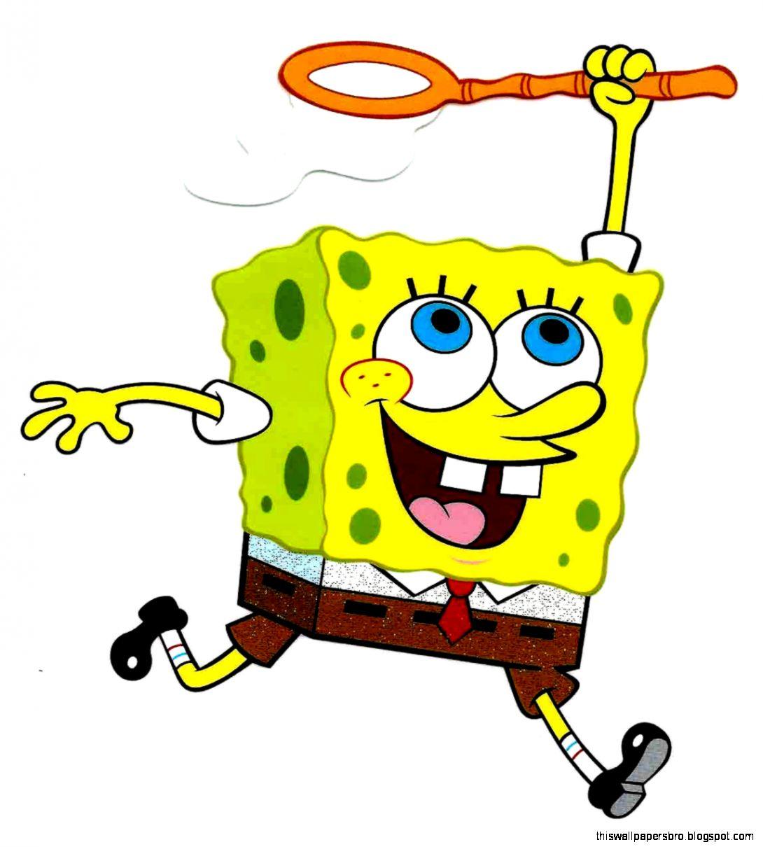 Spongebob running around 10 minutes - YouTube