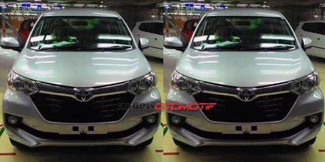 Bocoran Tampang New Avanza Veloz Asli Terbaru 2015