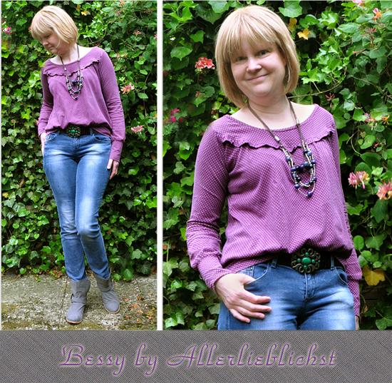 Shirt Bessy by Allerlieblichst
