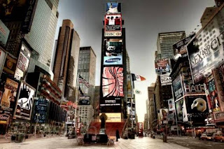 Times Square (Best Honeymoon Destinations In USA) 2