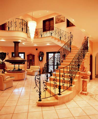 Pavimento para escaleras ideas para decorar dise ar y for Gradas de casas