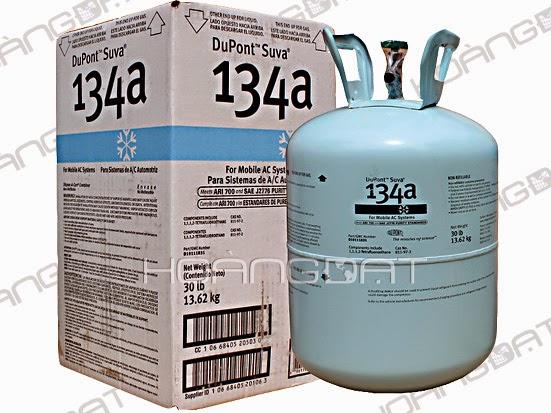 Ga lạnh Dupont Suva 134A chính hãng