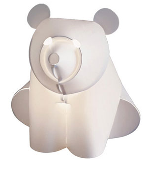 Bear Light from Plastica