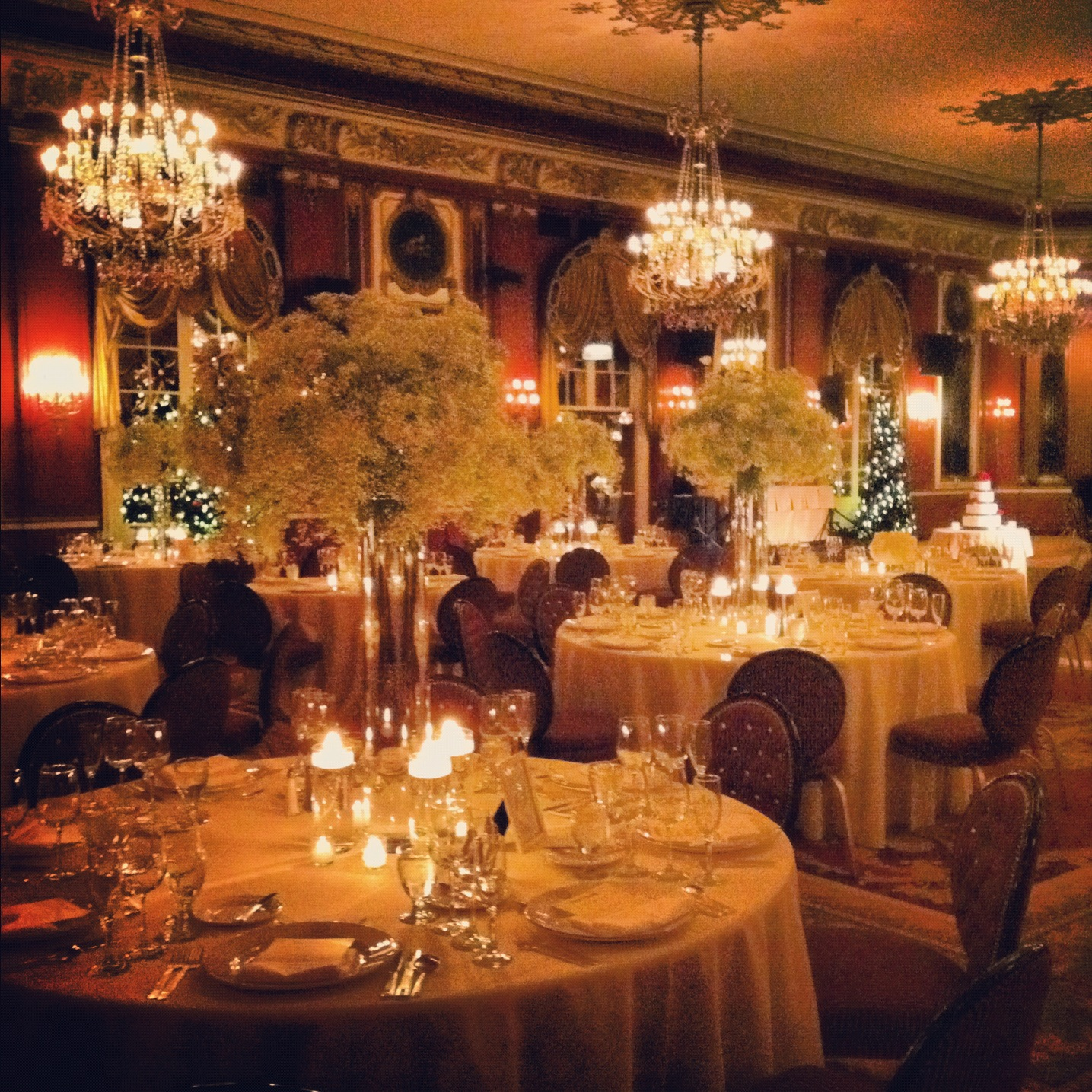 Celebrity Wedding Receptions - Viewing Gallery Kim Kardashian Wedding
