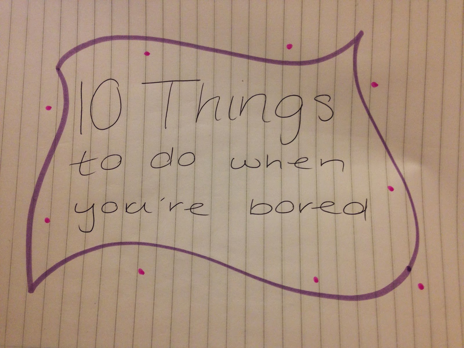 stella etoile 10 things to do when you 39 re bored