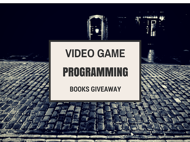 Game Programming Books Giveaway