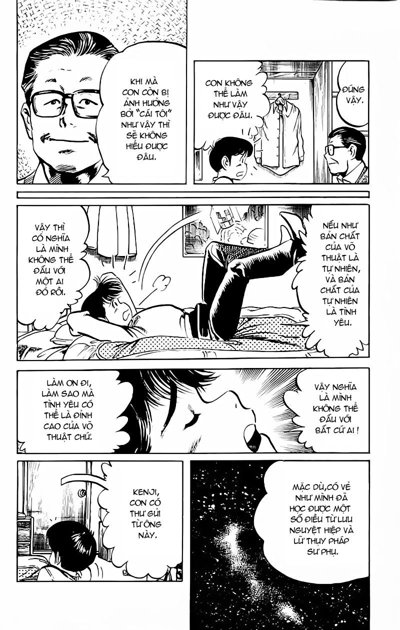 Kenji-Quyền Nhi Phương Thế Ngọc chap 193 - Trang 4