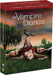 DVD PRIMEIRA  TENPORADA  THE VAMPIRE DARIES