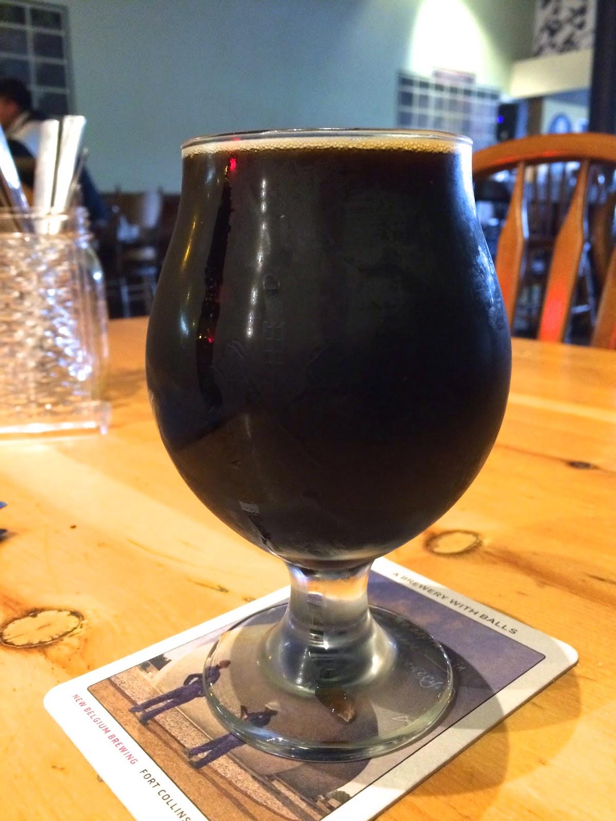Tioga Sequoia Rush Hour Coffee Stout 1