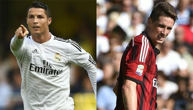 Real Madrid vs Milan en vivo