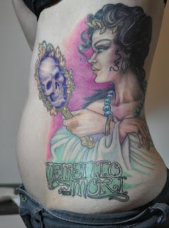 vanitas tattoo