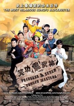Giang Hồ Thất Quái - Princess And Seven Kung Fu Masters (2013) Poster