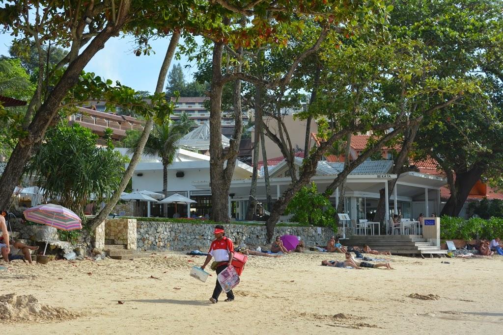 Re Ka Ta restaurant Phuket Kata Beach