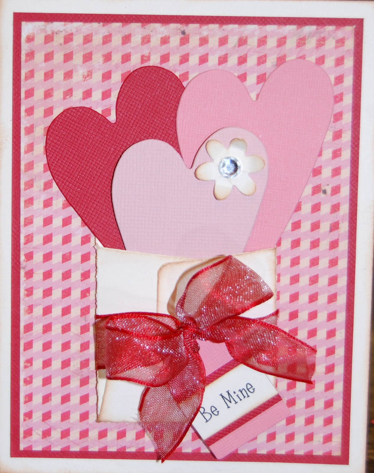 January scrapbook ideas - Valentine S Day Is Coming Soon