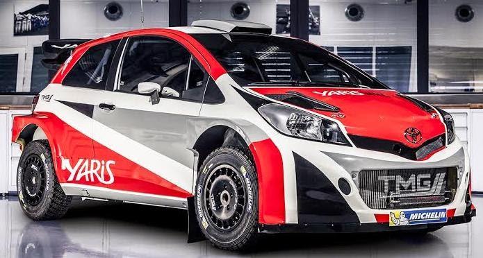 Yeni Toyota WRC