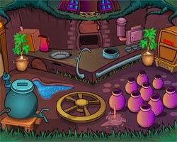 Juegos de Escape Pottery Escape