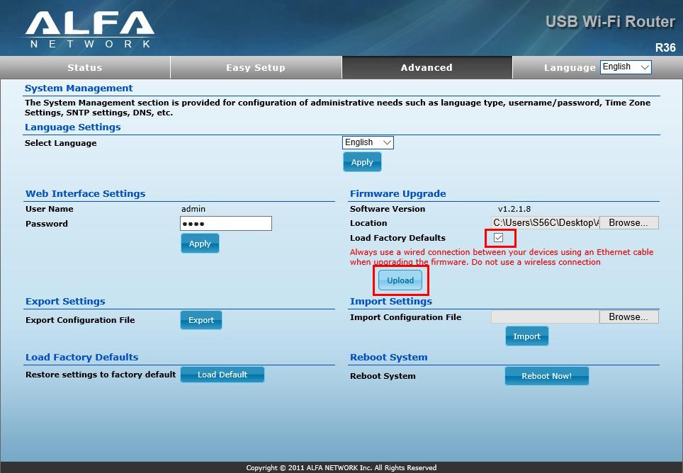 Alfa R36 Firmware 1 3 0 0 | Autos Post