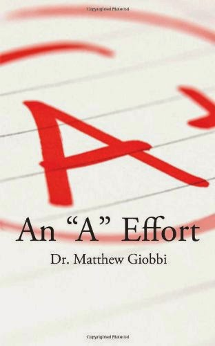 Check out Dr. Giobbi's student success manual!