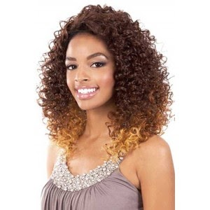 Beshe Lady Lace Deep Lace Front Synthetic Wig LACE - 58
