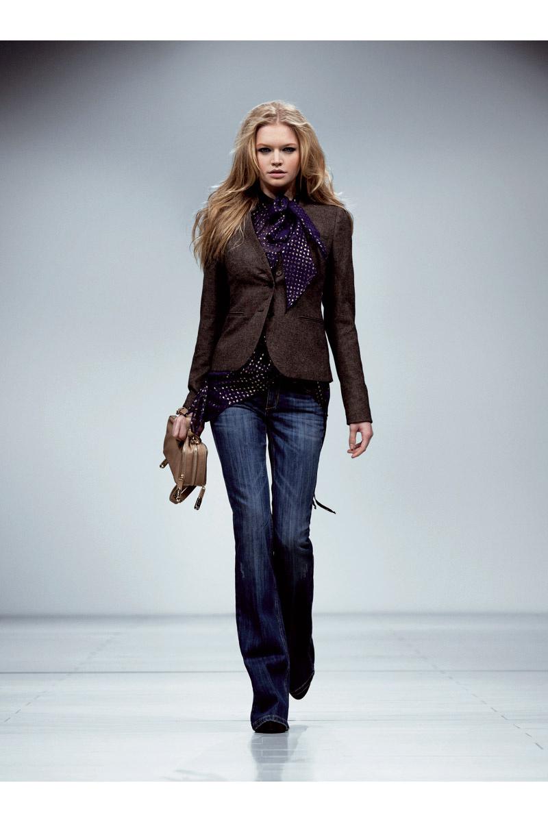 Liu Jo Jeans para mujeres temporada otoño /invierno 2012-2013