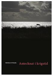 ANTECKNAT I KRIGSTID - NY BOK PÅ VÄG TILL TRYCKERIET