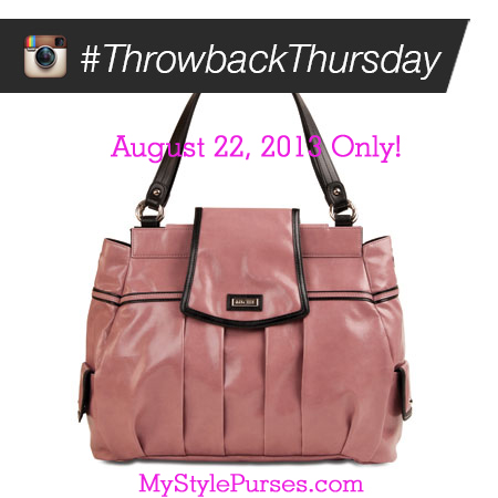 Laney Prima Shell $22.48! Miche Throwback Thursday August 22, 2013
