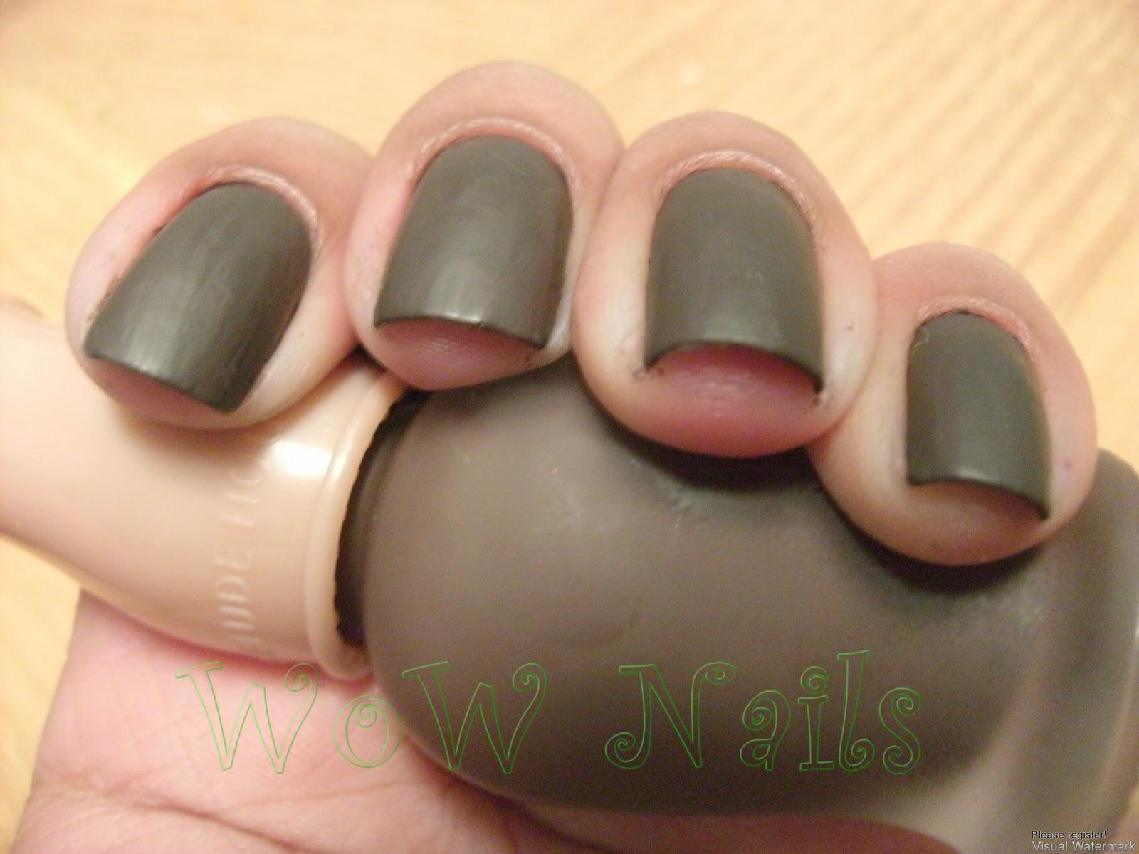 WoW Nails November 2011