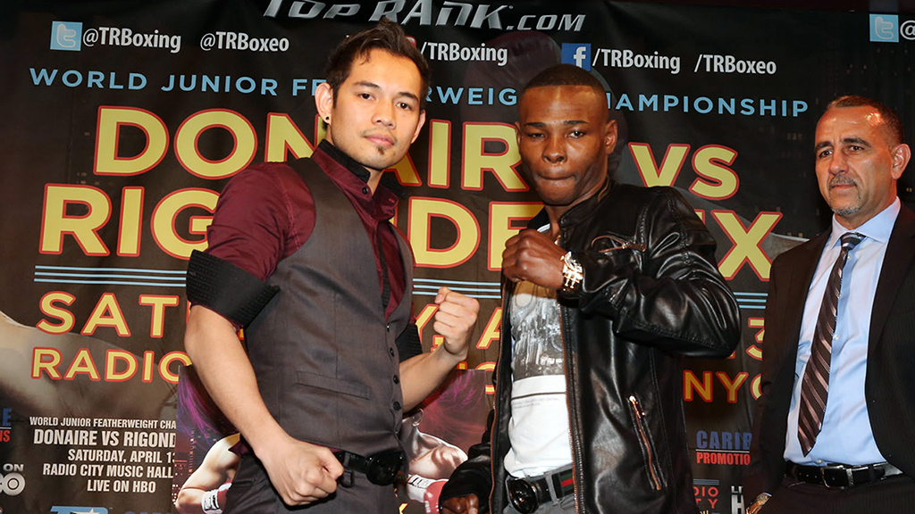 Donaire loses to Guillermo Rigondeaux- Video Higlights