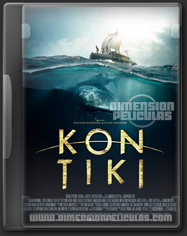 Kon-Tiki (BRRip HD Frances Subtitulado) (2012)