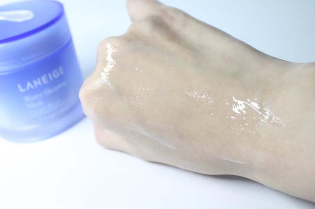 LadyFox] Laneige Water Sleeping Mask, Intensive Moisturizing While You Sleep