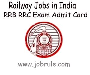 RRB Bilaspur NTPC Under Graduate (CEN-04/2010) Written Examination Duplicate Admit Card Download, Application Status, Syllabus and Vacancy Details 2013