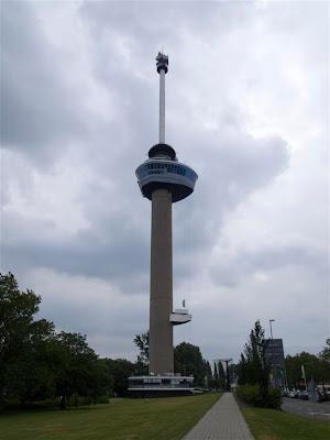 Torre Euromaast de Rotterdam