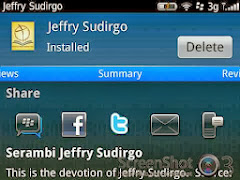 Serambi Jeffry Sudirgo di Blackberry