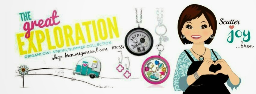 Memory Keepers ~ Origami Owl Living Lockets ~ Bren Yule
