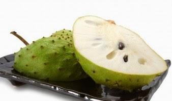 buah sirsak yang bermanfaat