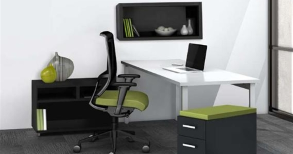 Mayline Introduces In Stock E5 Series Desk Configurations