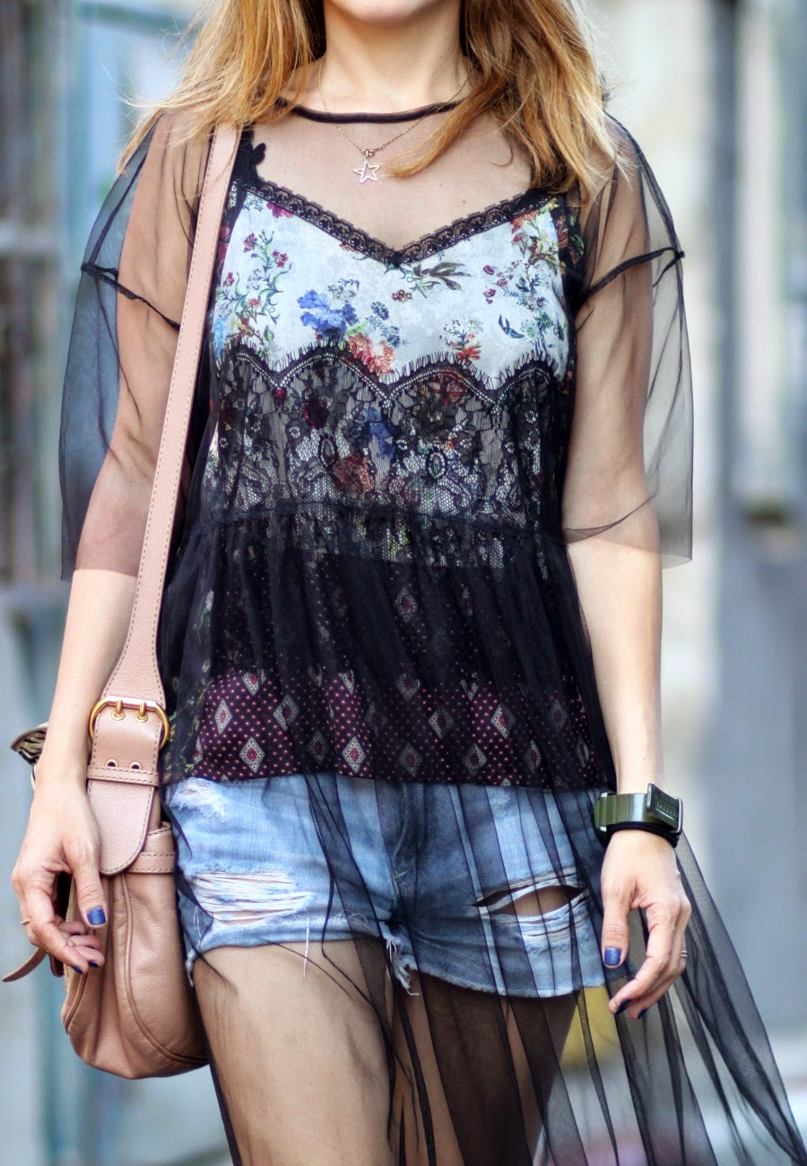LBD, sheerdress, outfitideas, trendsetter, transparentdress, frontrow, rag&bone, fashionblog, lookoftheday, telavivstreetstyle, בלוגאופנה, אופנה
