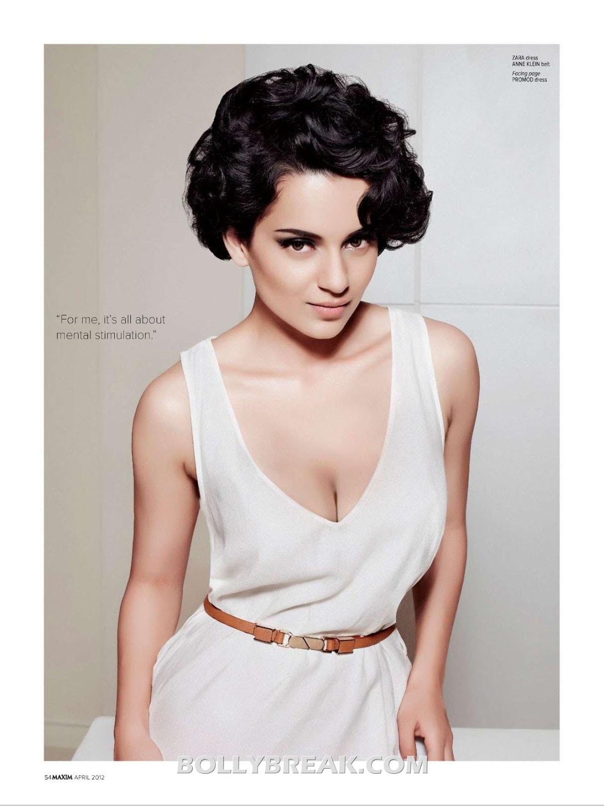 Kangana Ranaut Maxim HD Scan - Kangana Ranaut Maxim Scans - HD