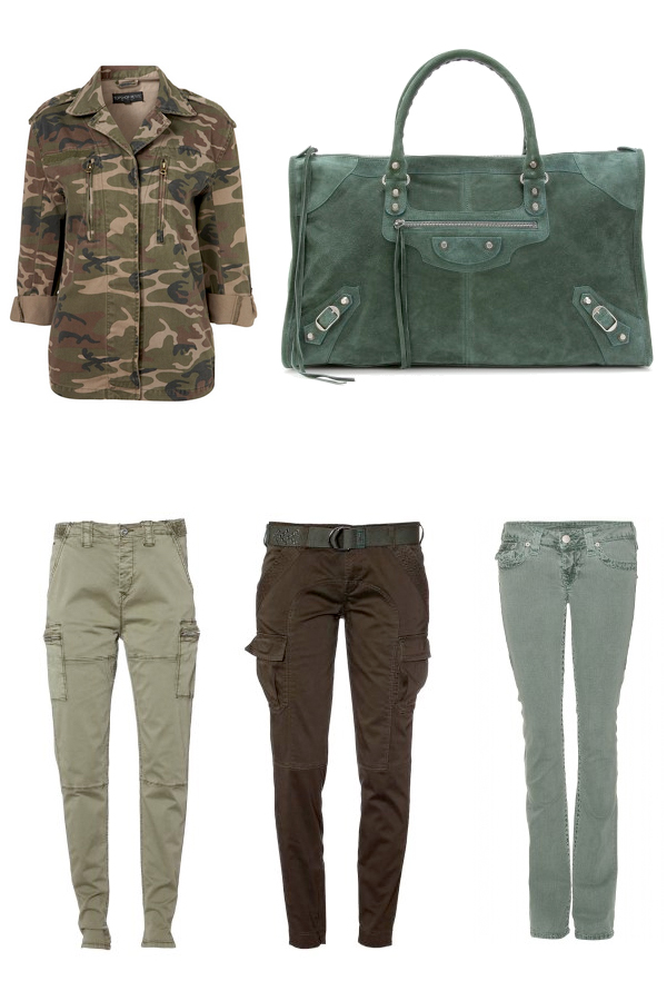 Military style 2012-2013 on www.designandfashionrecipes.com