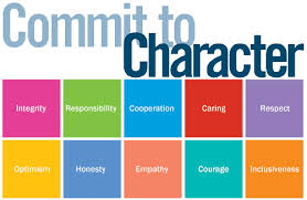 Commit To Character