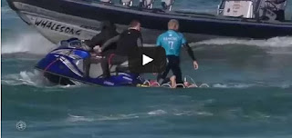 J-Bay Final Shark Attack, Mick Fanning Attacked By Shark At J-Bay Open