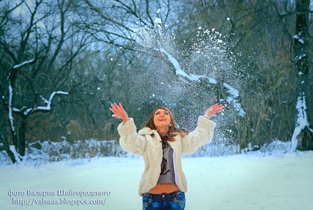 черниговская зима