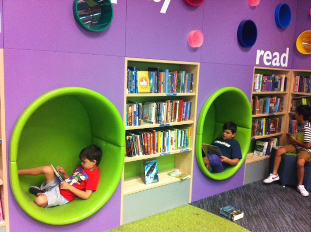 Innovative Classroom Furniture ~ Books anonymous school libraries