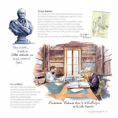 La bibliothèque GARNIER
